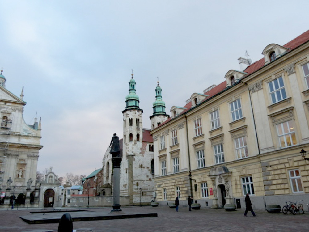 Костёл Св.Анджея в Кракове