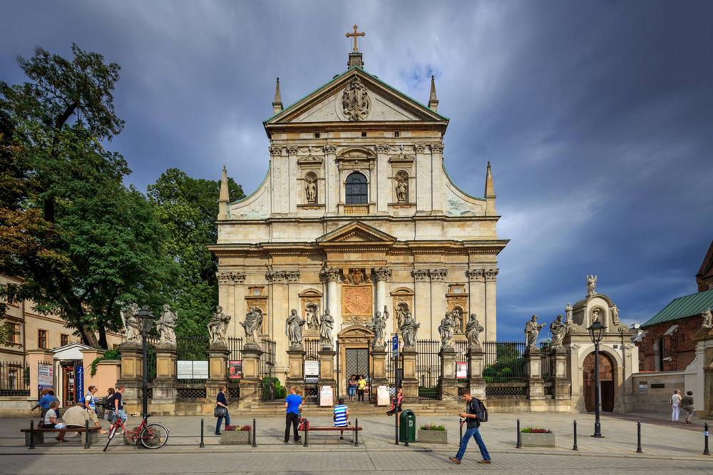 Костёл Петра и Павла в Кракове