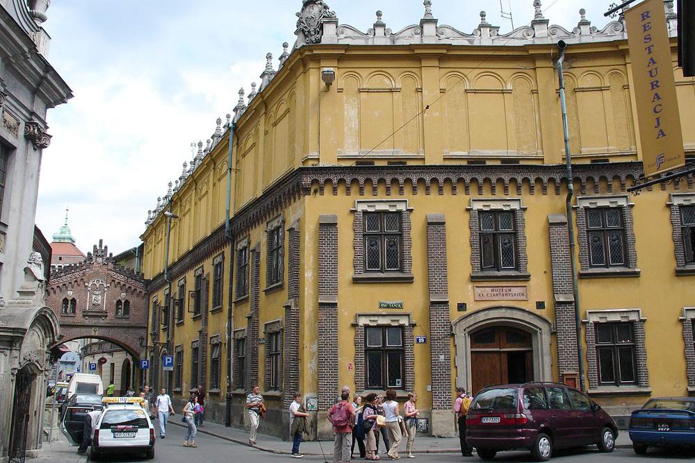 Музей Чарторысских в Кракове