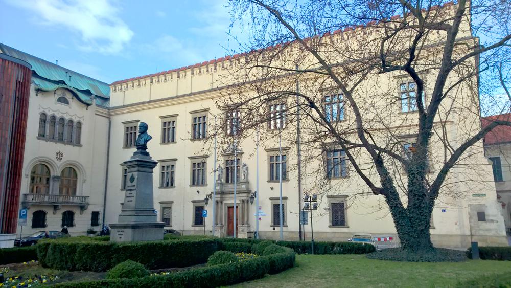 Дворец Потоцких в Кракове
